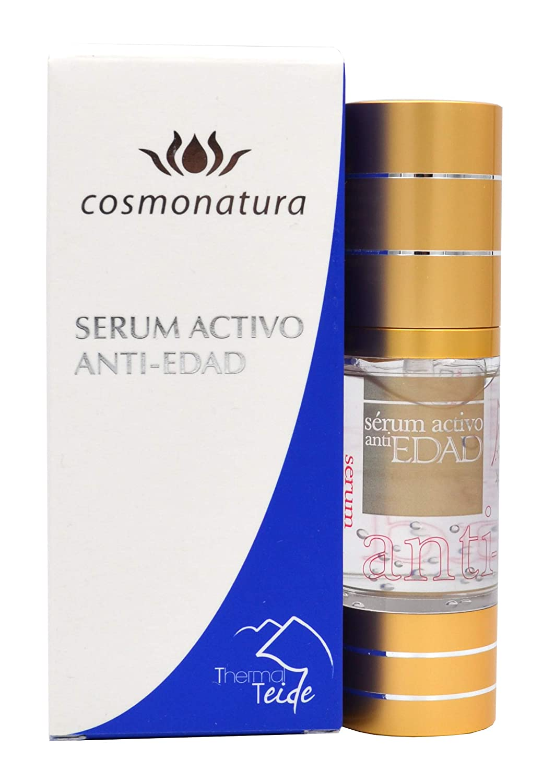 Active Serum Anti-Ageing 30ml with Aloe Vera from Fuerteventura Aloeherbal Canarias SCP 160240