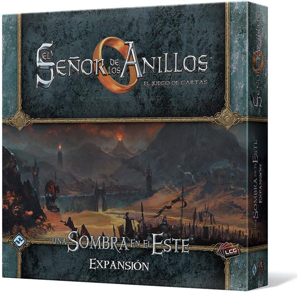 Fantasy Flight Games-El Señor de los Anillos: El Juego de Cartas ...