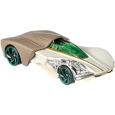Hot Wheels Luke Skywalker Vehicle: Toys & Games