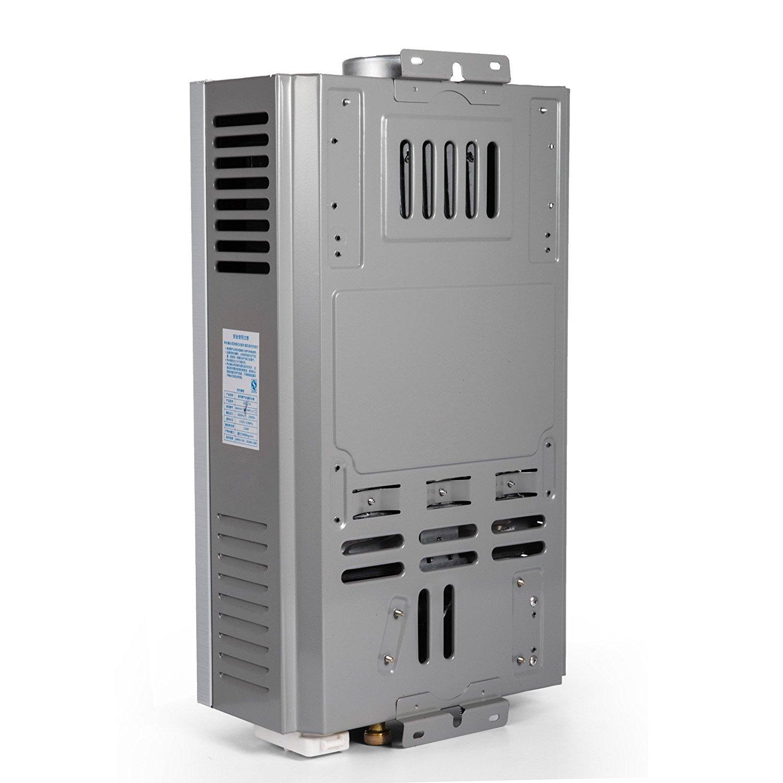Guellin LNG Calentador de Agua de Gas Natural Calentador de Agua Calentador de Agua Automático Calentador de Agua Instantáneo Natural Gas Water Heater ...