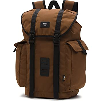 Vans Off The Wall Backpack Rucksack, 52 cm, 26 liters, Braun (Toffee ...