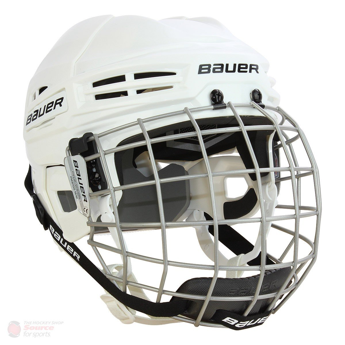 Bauer IMS 5.0Casque de Hockey Combo
