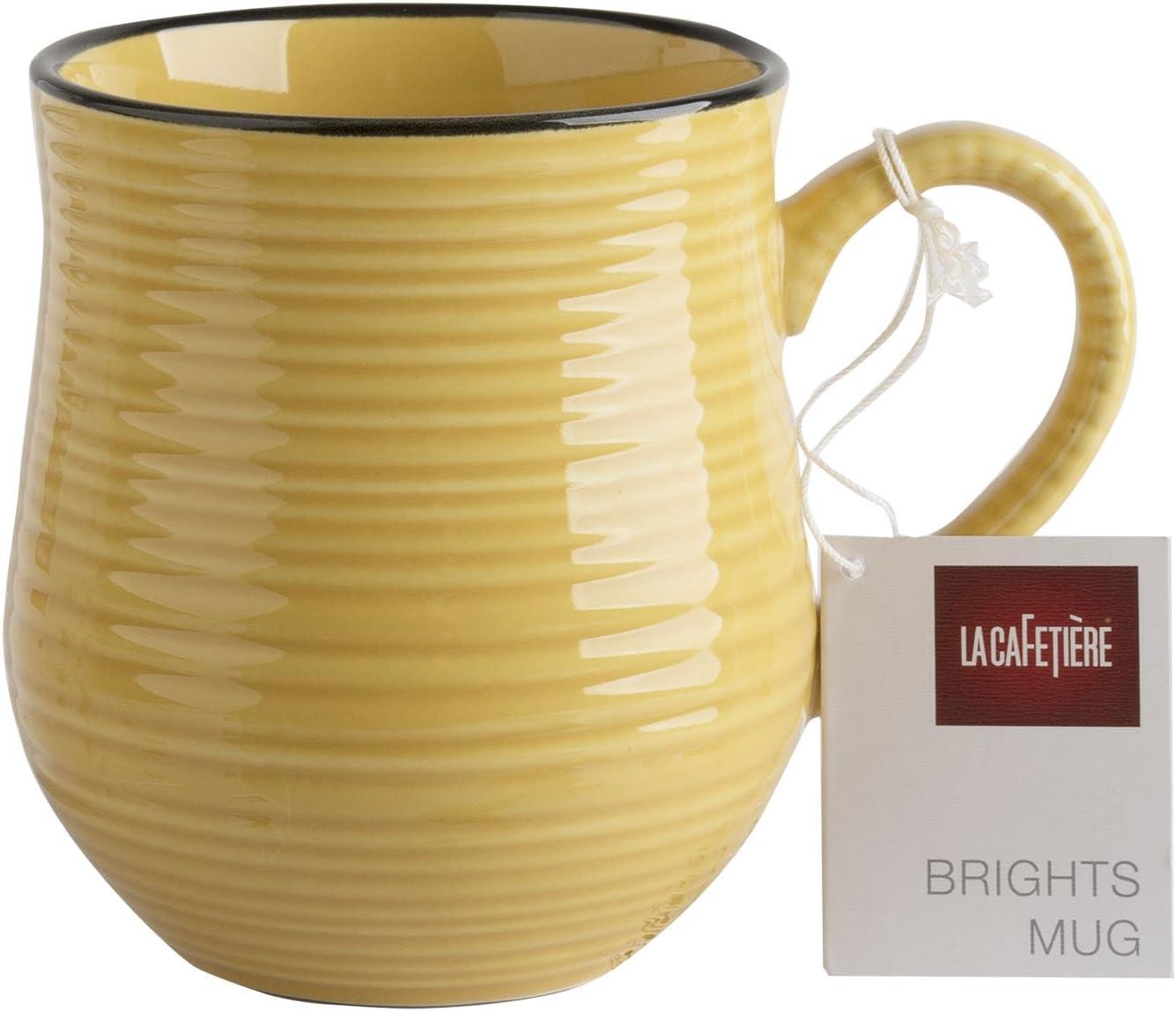 500 ml gelber Becher La Cafeti/ère Brights 17 floz
