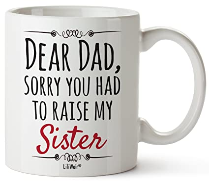 Gift For Dad From Daughter Son Chritmas Birthday Coffee Mug Best Cool