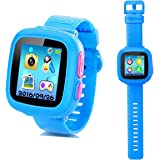 CYHT Educational Game Smartwatch for Kids (Blue)