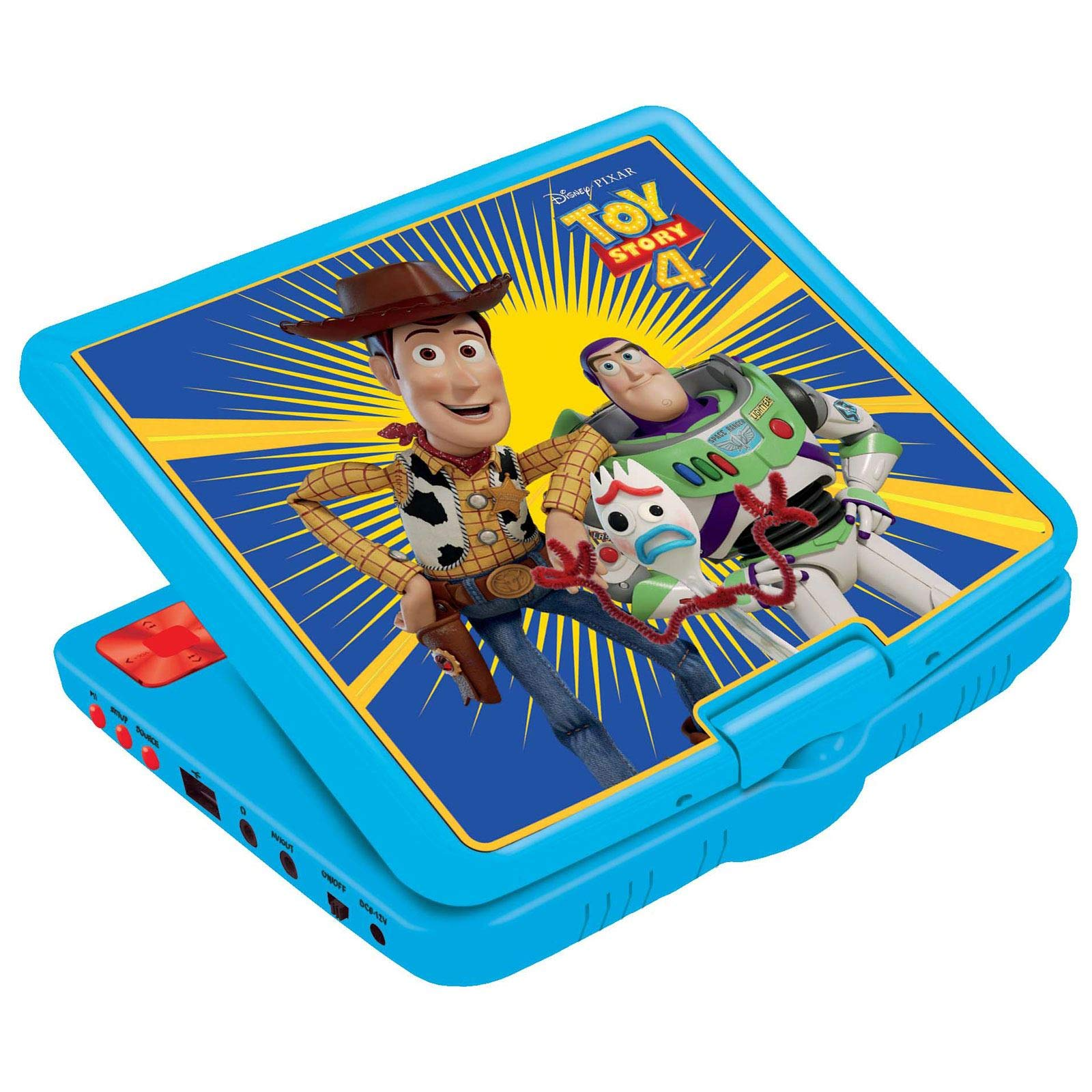 Toy Story 4 Portable DVD Player by Toy Story (Image #4)