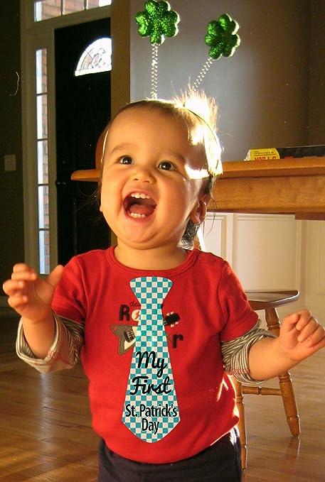 Amazon.com: NUEVO. mesmerico 24 bebé Mensual Holiday Tie ...
