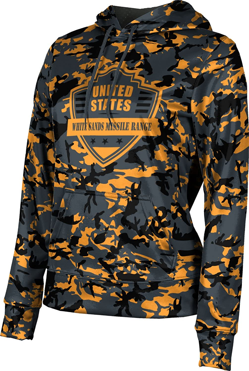 ProSphere Women's White Sands Missile Range Military Camo Pullover Hoodie
