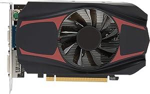 HD7670 Gaming Graphics Card, 4GB 128bit DDR5 650MHz Display Video Card, PCI 3.0 Graphics Card Slot, 480 Stream Processor Unit Computer Components