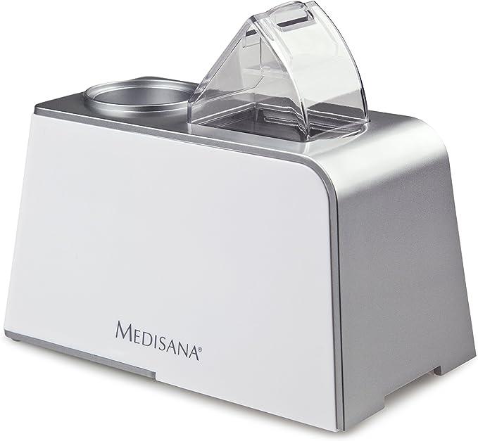 Medisana Minibreeze, humidificador de vieaje, 12 W, plástico ...
