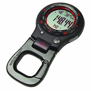 High Gear - Highgear Altitech ordenador reloj con altímetro, brújula y termómetro (Negro): Amazon.es: Deportes y aire libre