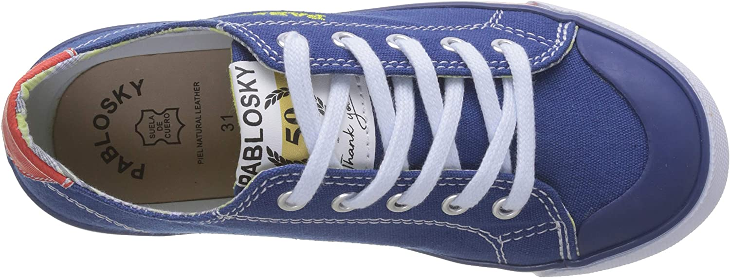 Pablosky Boys/' 955810 Low-Top Sneakers