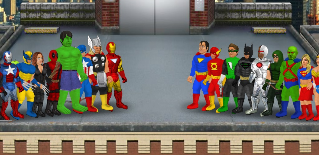 The 8 best super hero games