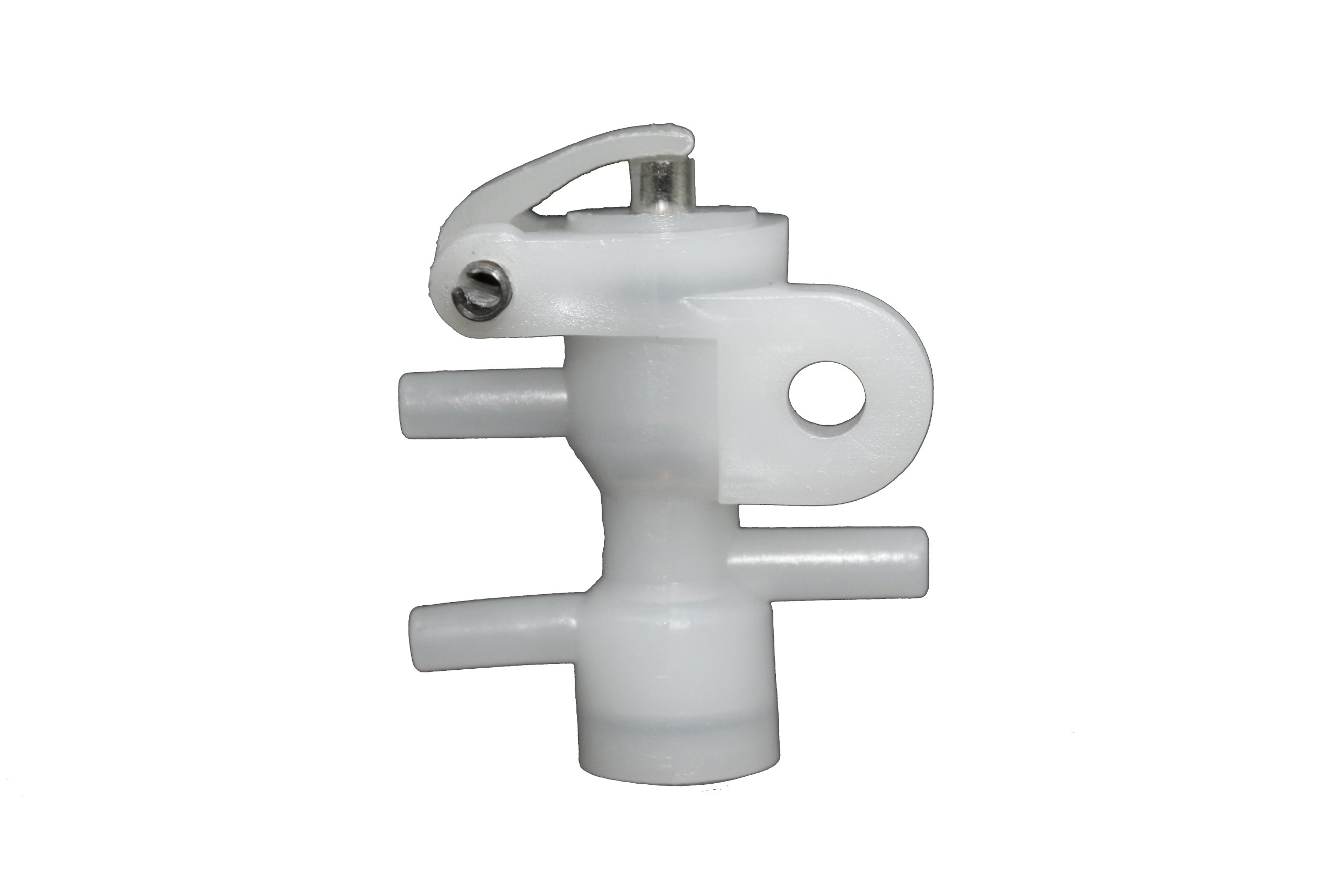 MTC 3056/002-997-53-36 Vacuum Valve (White Plastic 3/2 Way Mounted on Valve Cover, Mercedes models)