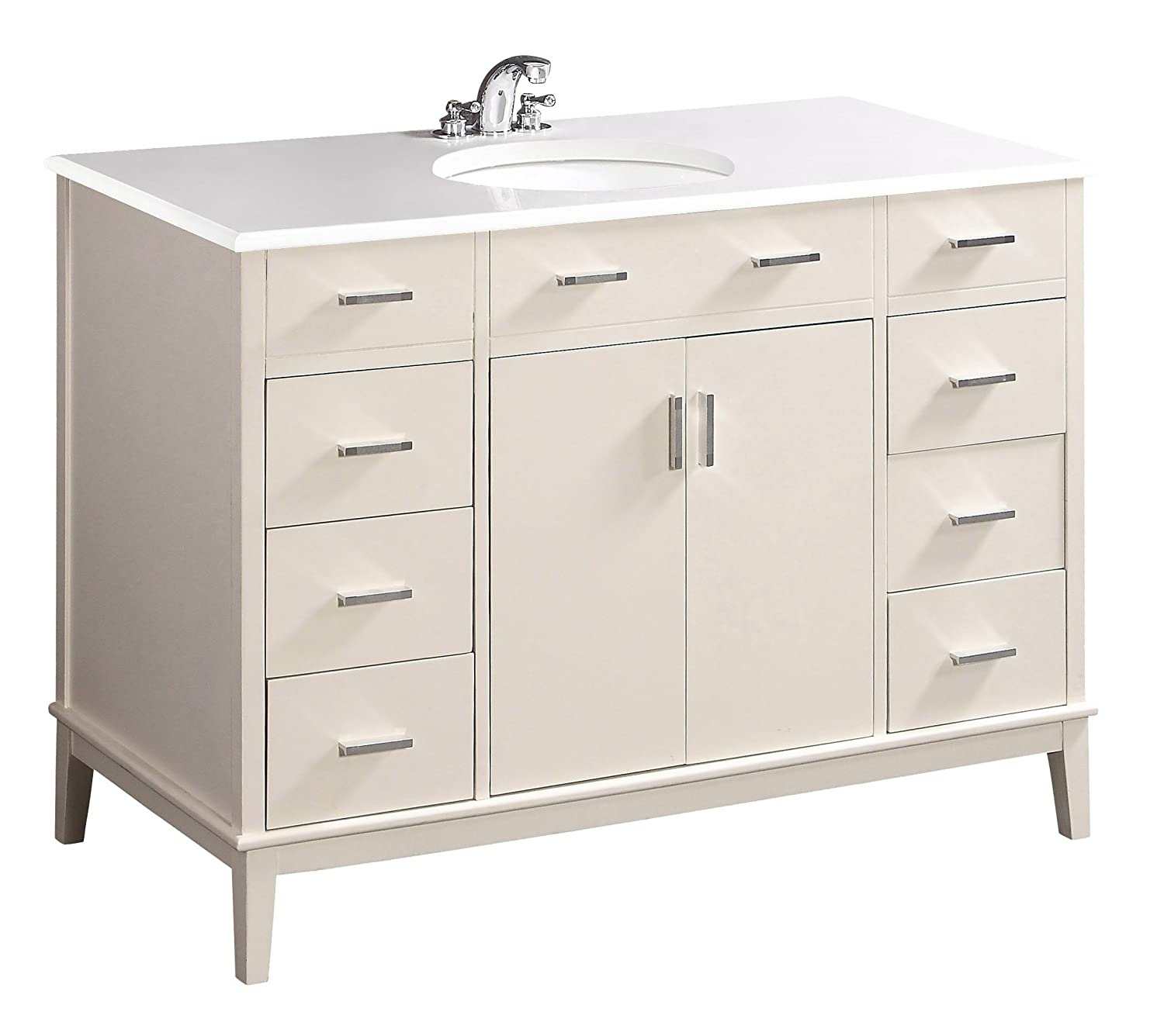 drawers single with vanities vanitiesdepot white bathroom products brittany cottage martin drawer com vanity cwh james