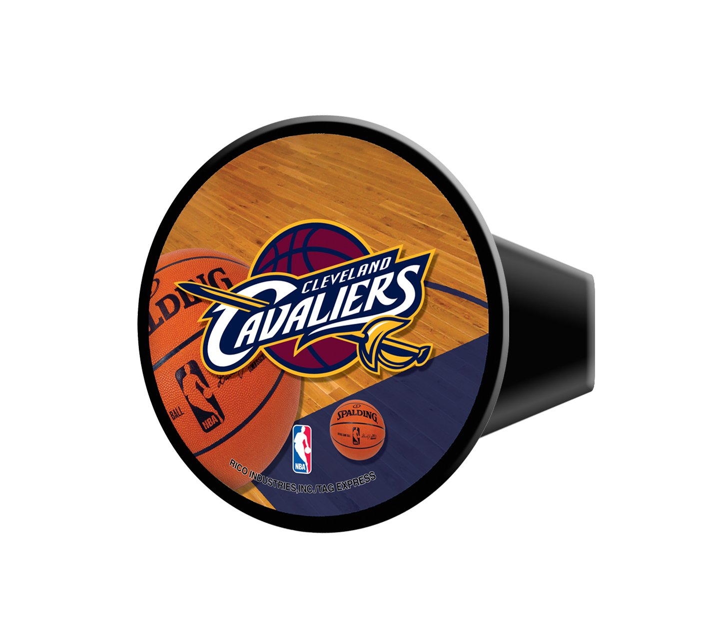 Rico Industries NBA Cleveland Cavaliers Economy Hitch Cover