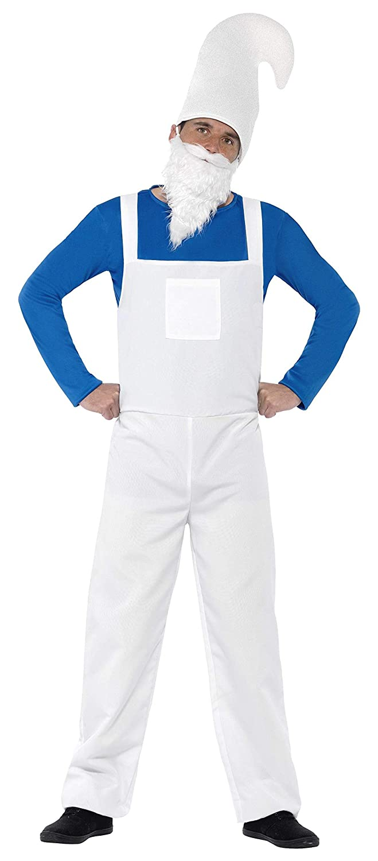 Smiffys Garden GNOME Costume, Male: Smiffys: Amazon.es: Juguetes ...