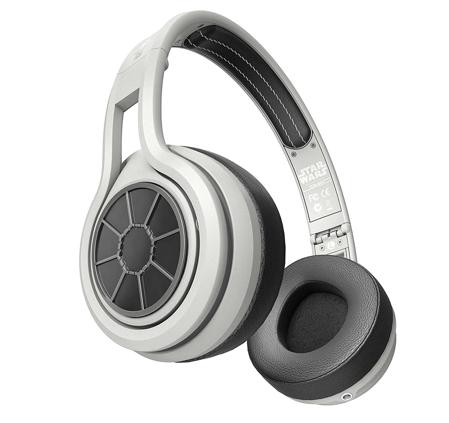 Amazon.com: SMS Street by 50 Star Wars 2nd Edition Headphones (Tie ...