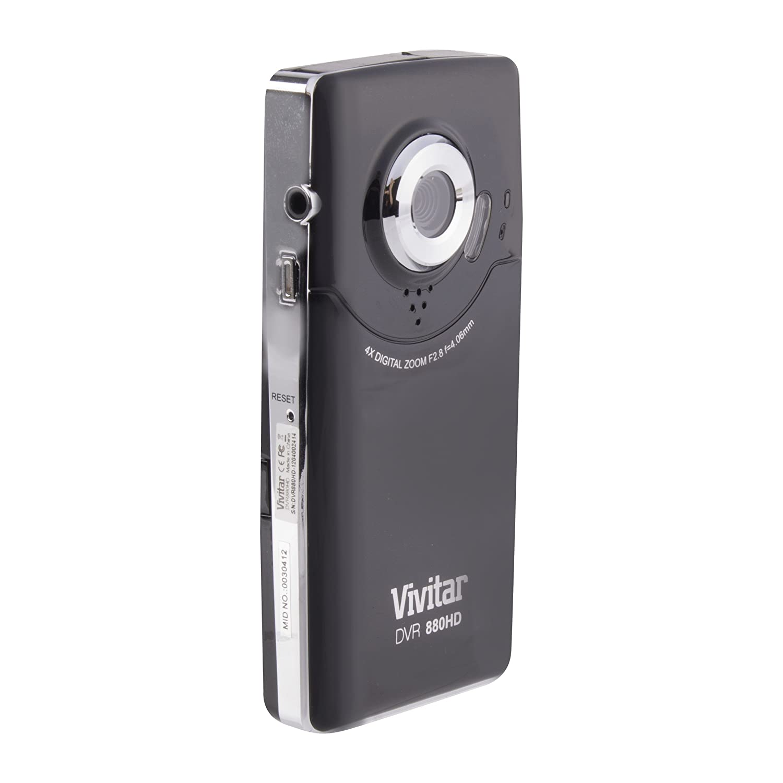 amazon com vivitar dvr880hd lichd digital video recorder video rh amazon com