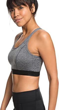 Roxy Women's Junior Stay Motivated Sports Bra Bra