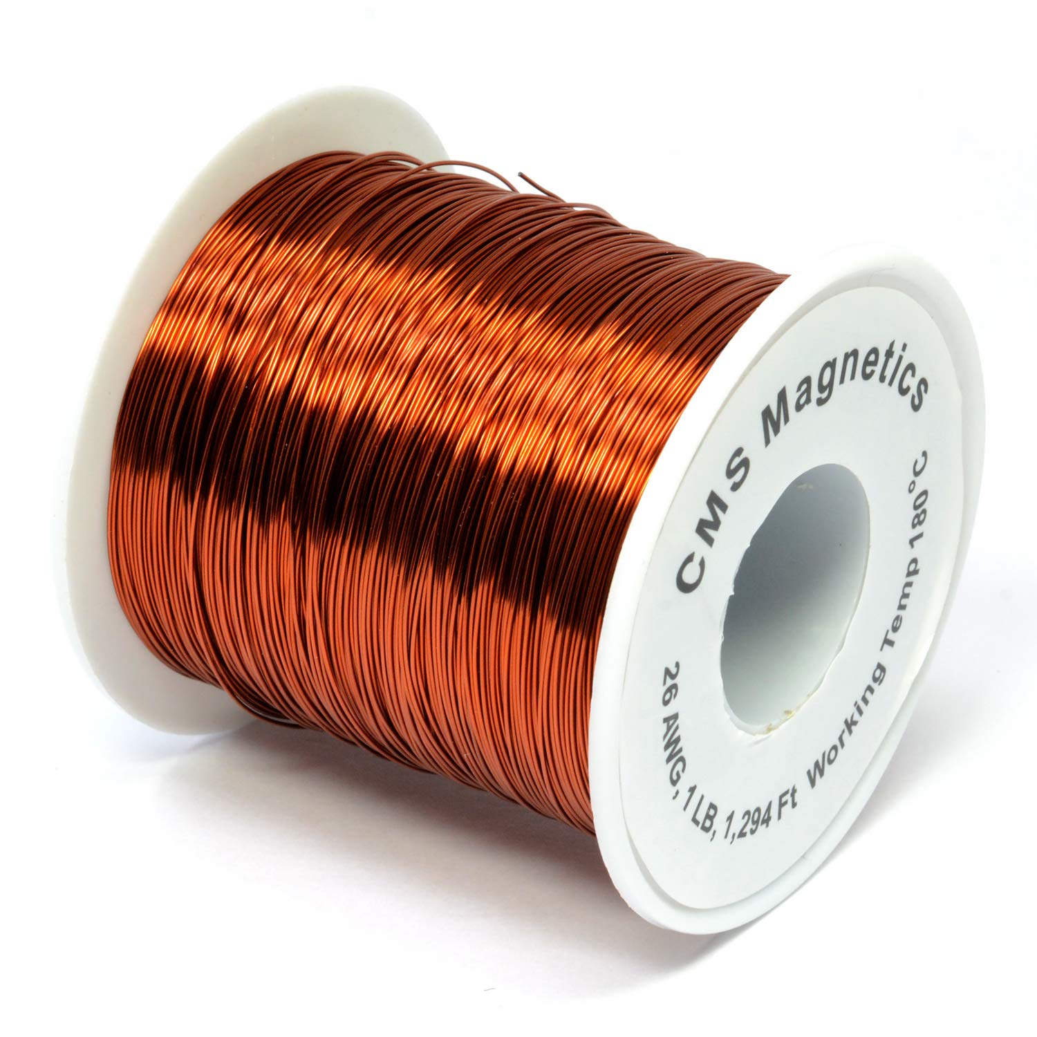 One Pound of 36 Gauge Magnet Wire for Science
