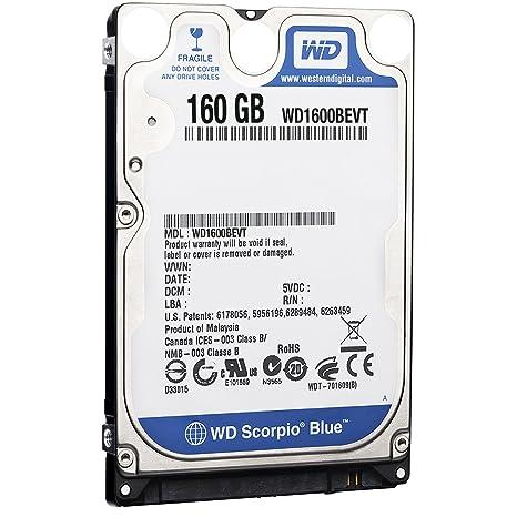 WD 1600BEV EXTERNAL USB DEVICE TREIBER WINDOWS XP