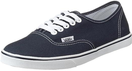 Vans Authentic Lo Pro All Black Shoes | Zumiez