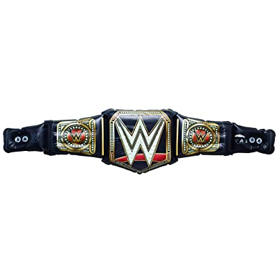 WWE Massive Belt Banners - Airnormous WWE Championship Title: Toys & Games