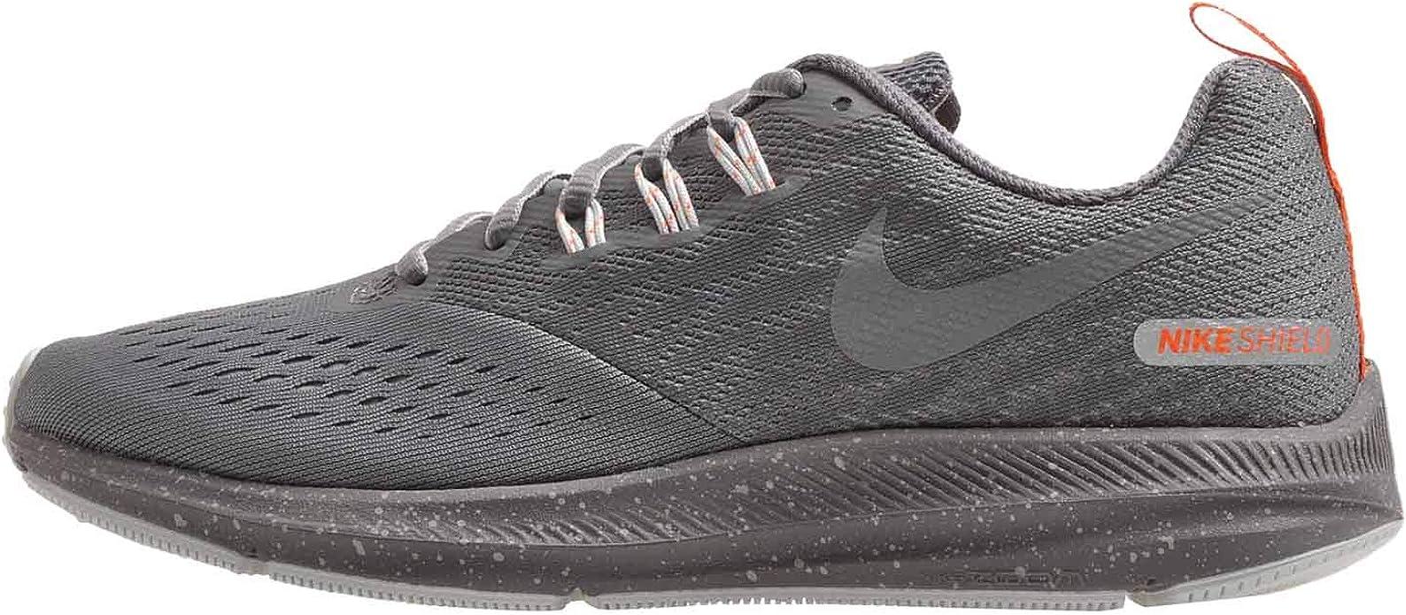 Nike Wmns Zoom Winflo 4 Shield, Zapatillas de Running para Mujer, Multicolor (Cool Grey/Mtlc Cool Grey/Wolf Grey 004), 36.5 EU: Amazon.es: Zapatos y complementos