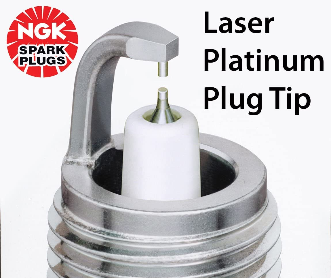 Laser Platinum Z/ündkerzen PFR6Q 6458 X4