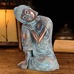 Buddha Statues Decoration Southeast Asian Style Outdoor Decor for Home Garden Yard Art Decoration
