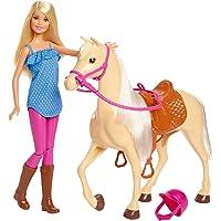 Barbie FXH13 Paard en Pop