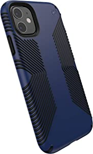 Speck Products Presidio Grip iPhone 11 Case, Coastal Blue/Black