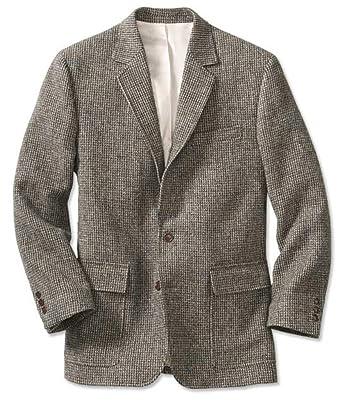 Orvis Lightweight Highland Tweed Sport Coat / Long at Amazon Men's