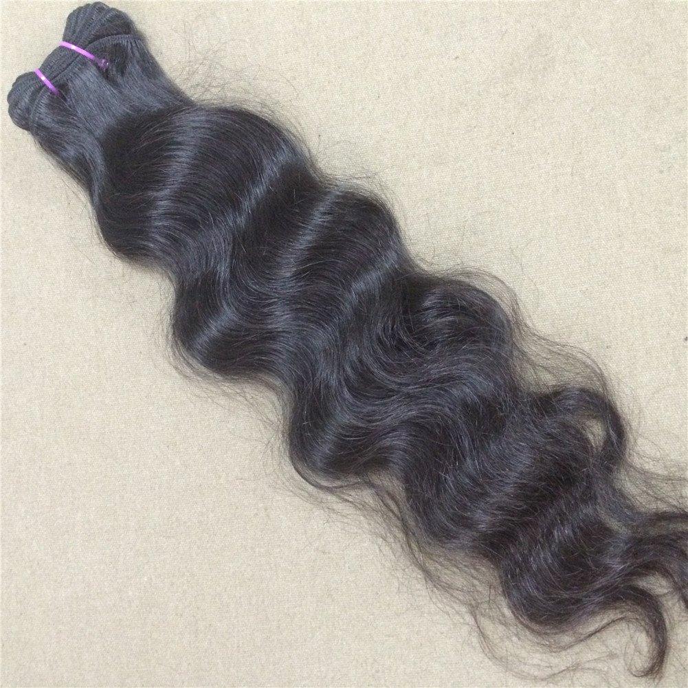 "Mayflower The Purest Virgin Indian Hair Seller Raw India Wavy Hair (26"")"