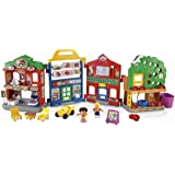Amazon.com: Fisher Price León sobre ruedas: Toys & Games