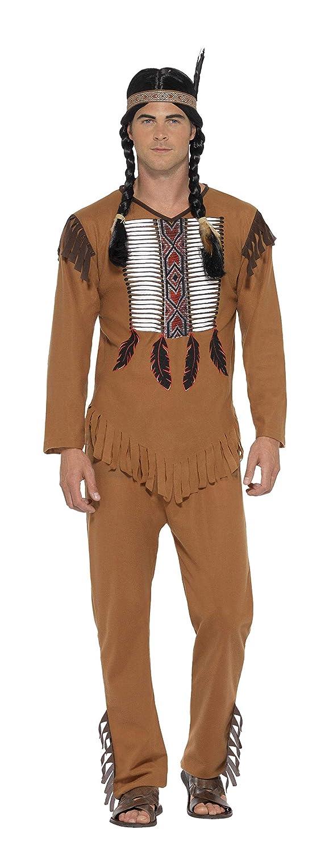 Smiffys Smiffys-45509S Disfraz de Guerrero Inspirado por los ...