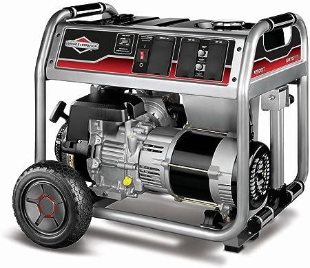 Amazon.com: Briggs & Stratton 30468 generador portable ...