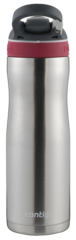 Contigo AUTOSPOUT Straw Ashland Chill Stainless Steel Water Bottle Monaco 20 oz