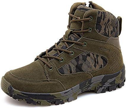 Botas Tácticas para Hombre + Plantillas Bota Militar Zapatos ...
