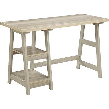 Amazon Com Convenience Concepts Designs2go Trestle Desk