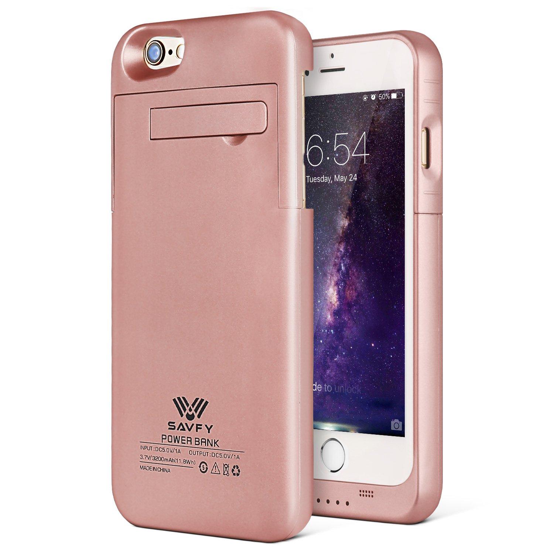 Amazon iPhone 6S Plus Battery Case SAVFY Slim Fit Design