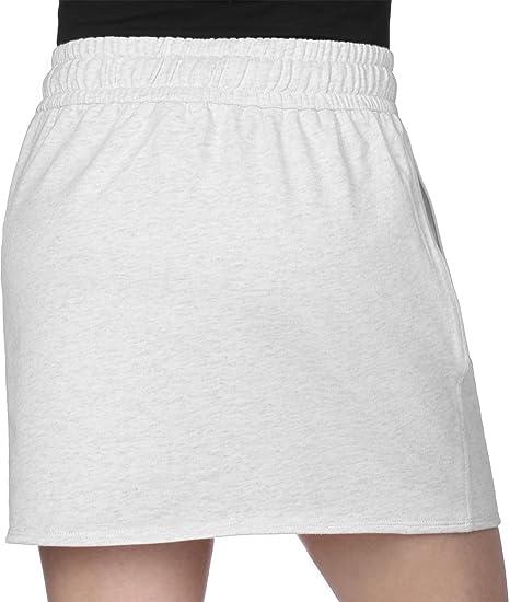 e71b1311ff05 Calvin Klein Jeans Kildri True Icon HWK W Skirt White HTHR Yellow   Amazon.co.uk  Clothing