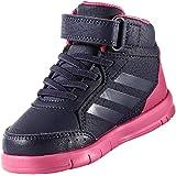cheap for discount 61b95 09620 Adidas AltaSport Mid El I, Baskets Mixte bébé