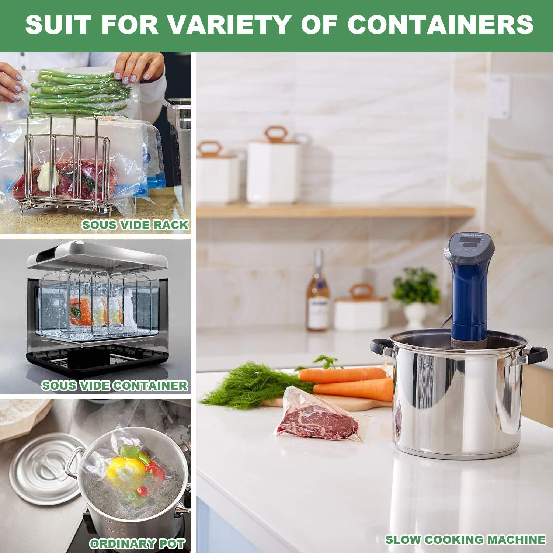 Amazon.com: Olla de precisión Sous vide al vacío de cocina ...