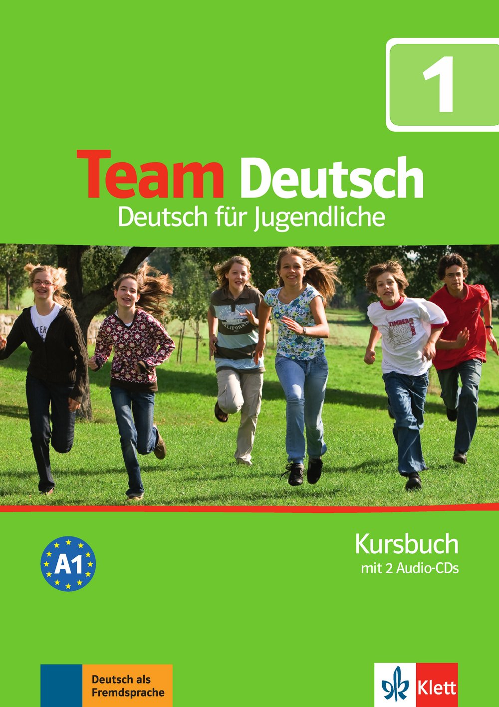 Team Deutsch: Kursbuch 1 mit 2 Audio-CDs pdf epub
