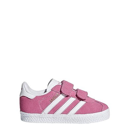 huge discount 16bdf 9df74 adidas Gazelle CF I, Zapatillas de Deporte Unisex Niños Amazon.es Zapatos  y complementos