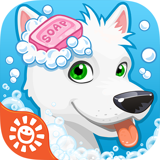Sunnyville Pet Salon Dog Game (Dress Up Dogs)