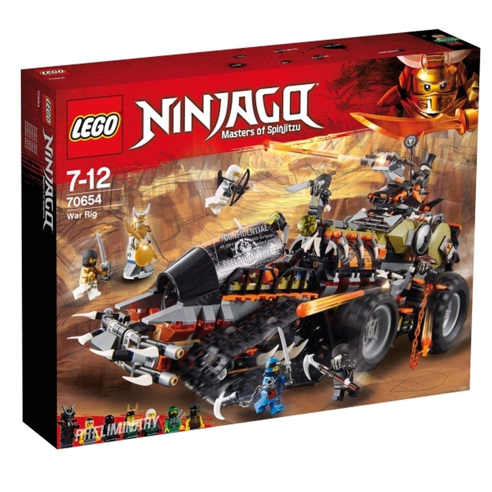 Unbekannt LEGO® NINJAGO® Drachen-Fänger, 1179 Teile B07DNHK4HD Bau- & Konstruktionsspielzeug Marke | Sale Outlet