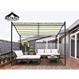Instahut Outdoor Gazebo Marquee Tent Canopy Shade for Garden Bench Camping